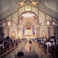 Photo taken at Minor Basilica of the Black Nazarene (Quiapo Church) by HolyKalag S. on 6/7/2012