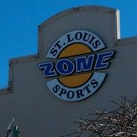 Photo taken at St Louis Sports Zone by Gordon A. on 11/17/2011
