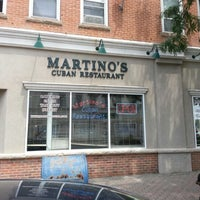 Photo taken at Martino's Cuban Restaurant by Frank on 7/26/2012