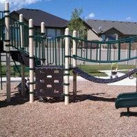 Photo taken at Riverton Neighborhood Park by Tricia B. on 9/12/2011