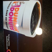 Photo taken at Dunkin' Donuts by Todd W. on 1/16/2012