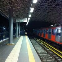 Photo taken at Irakleio ISAP Station by Christos S. on 1/18/2011