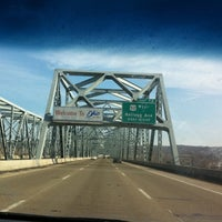 Photo taken at Ohio/Kentucky State Line I-275 by Alison B. on 12/29/2010