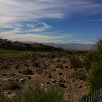 Photo taken at Rio Secco Golf Club by Jeremy R. on 10/14/2011