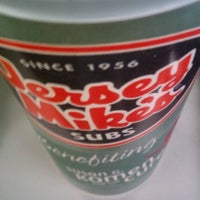 Photo taken at Jersey Mike's Subs by Robert M. on 9/30/2011