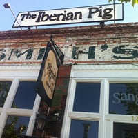 Photo taken at The Iberian Pig by Alejandro A. on 4/17/2011