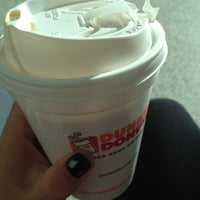 Photo taken at Dunkin Donuts at Bergen Community College by Tori G. on 1/24/2012