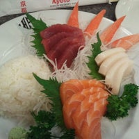 Photo taken at Kyoto Sushi Bar by Tom H. on 1/7/2012