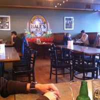 Photo taken at Hale's Ales Brewery & Pub by Forrest J. on 1/15/2011