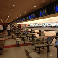 Photo taken at Orleans Bowling Center by Dan P. on 3/16/2012