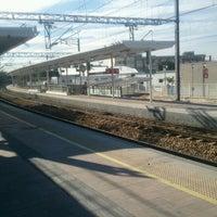 Photo taken at Cercanías Pozuelo by Antonio R. on 7/2/2012