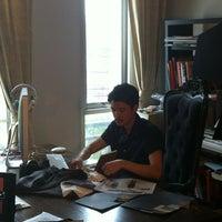Photo taken at Ek thongprasert's office by VASUTPOL OAT C. on 3/28/2012