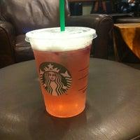 Photo taken at Starbucks by Jessica V. on 7/10/2012
