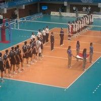 Foto tomada en Complejo Panamericano de Voleibol por jorge c. el 10/29/2011