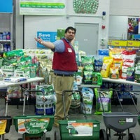 Photo taken at Lowe's Home Improvement by Jeff S. on 3/4/2012