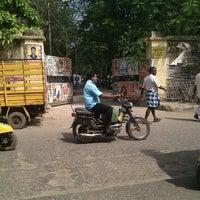 Photo taken at Kannamapettai Sudukaad (Burial Ground) by Vasanth G. on 1/15/2011