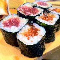 Photo taken at Daiwa Sushi by Daniel A. on 7/24/2012