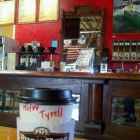 Photo taken at Ryan Bros. Coffee by Terrill S. on 1/29/2012