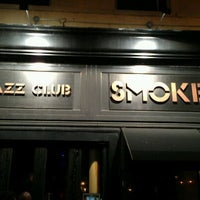 Photo taken at Smoke Jazz & Supper Club by Steven S. on 1/15/2012