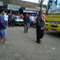 Photo taken at Terminal Bus Boyolali by eko p. on 4/24/2011