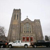 Photo taken at Emmanuel United Church Of Christ by Jonathan B. on 11/27/2011