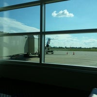 Photo taken at Central Wisconsin Airport (CWA) by Anton S. on 7/29/2012