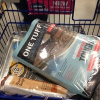 Photo taken at Lowe's Home Improvement by Erica B. on 3/11/2012