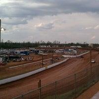 Photo taken at Lancaster Speedway by Joshua J. on 3/17/2012