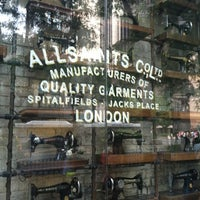 Photo taken at AllSaints by Meg F. on 6/23/2012