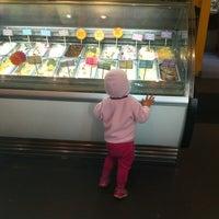 Photo taken at oWowCow Artisan Ice Cream by Stephen K. on 9/30/2011