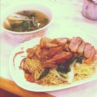 Photo taken at Mi Mi Tea Restaurant 咪咪茶餐廳 by mo on 10/20/2011