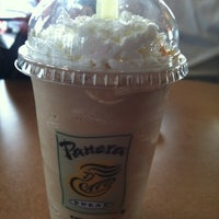 Photo taken at Panera Bread by Jess . on 3/10/2012