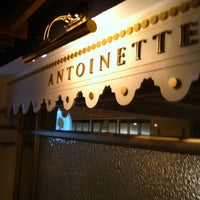 Photo taken at Antoinette Cafe by xiao h. on 11/5/2011