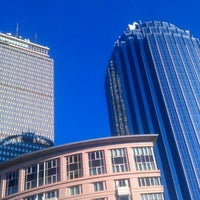 Photo taken at The Shops at Prudential Center by Sean B. on 10/21/2011