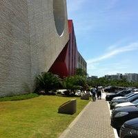 Photo taken at Shopping Paralela by Caroline V. on 1/5/2012