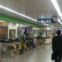 Photo taken at Sakaemachi Station (ST01) by つじやん 1. on 6/14/2012
