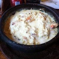 Photo taken at Restaurant Miramar by Benjamín H. on 2/23/2012