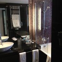 Photo taken at Eurostars Grand Central Hotel by Stuart J. on 6/23/2012