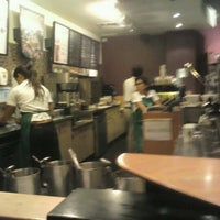 Photo taken at Starbucks Coffee by Jazmín G. on 2/23/2012