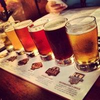 Photo taken at Rock Bottom Restaurant & Brewery by Bryan B. on 9/7/2012