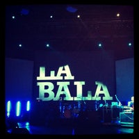 Photo taken at Centro Cultural Matucana 100 by Gonzalo D. on 4/12/2012
