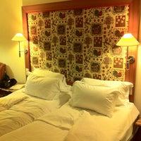 Photo taken at Hotel Continental Zurich by Igor S. on 3/3/2012