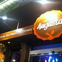 Photo taken at Restô Augusta by David H. on 4/22/2012