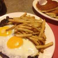 Photo taken at Broadway Diner by Danica D. on 6/28/2012