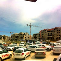 Photo taken at Olympic Village by Mikhail G. on 5/17/2012