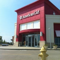 Photo taken at American Girl Doll Store by Sara D. on 7/8/2012