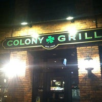 Photo taken at Colony Grill by Steven D. on 6/4/2012