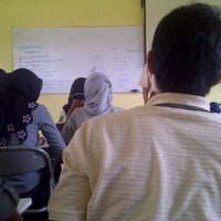 Photo taken at Aula FKIP UNLAM by vick s. on 2/8/2012