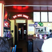 Photo taken at VooDoo BBQ & Grill Uptown by Blake W. on 2/29/2012