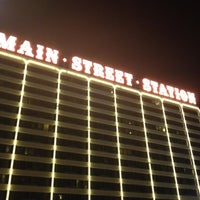 Photo taken at Main Street Station Casino, Brewery & Hotel by Lollie S. on 8/25/2012